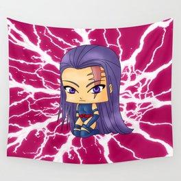 Chibi Psylocke Wall Tapestry