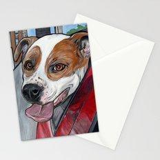Pit Bull Joy Ride Stationery Cards