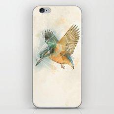 Geo Kingfisher iPhone & iPod Skin
