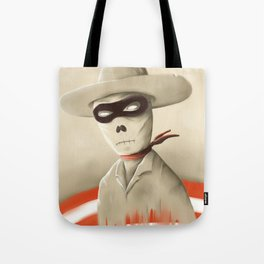 Wild wild death Tote Bag