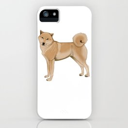Shibe iPhone Case