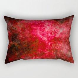RedCrush Rectangular Pillow