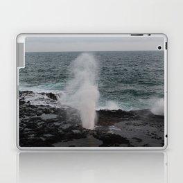 Spouting Horn Laptop & iPad Skin