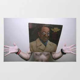 Duke Ellington's Greatest Hits Rug