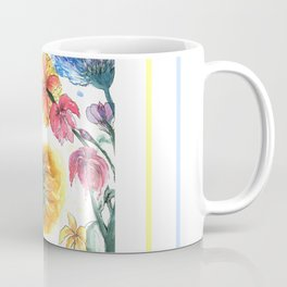 Direction of The Wind - Watercolor Painting Coffee Mug