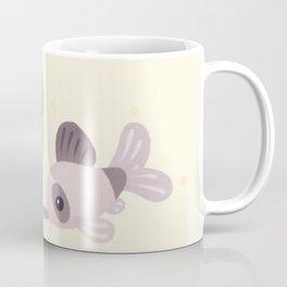 Cat and catfish Coffee Mug