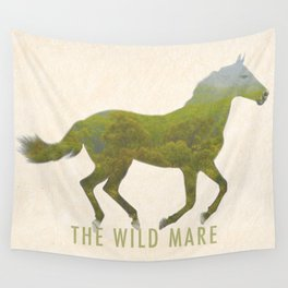 The Wild Mare Wall Tapestry