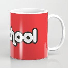 OLDSCHOOL v3 HQvector Coffee Mug