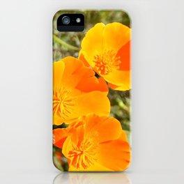 Poppy Friends iPhone Case