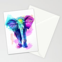 Elephant Stationery Cards