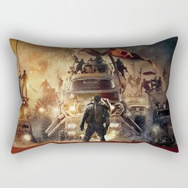 Max Fury Road Rectangular Pillow
