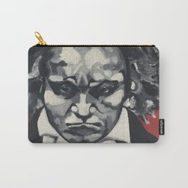 Beethoven, Ludwig v.  Carry-All Pouch