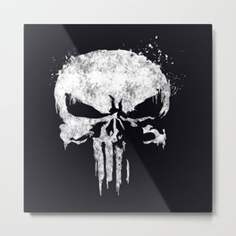 Punishment Metal Print