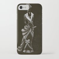 victorian iPhone & iPod Cases featuring Victorian  by Red, the artist