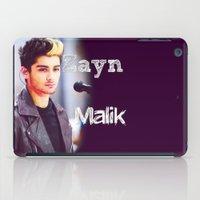 zayn malik iPad Cases featuring Zayn Malik by Marianna
