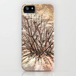 Grass on dune iPhone Case