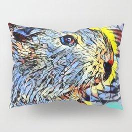 Color Kick - Guinea pig Pillow Sham