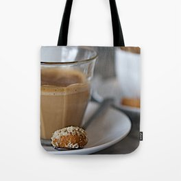 CoffeeCups Tote Bag