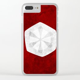 Snow Clear iPhone Case