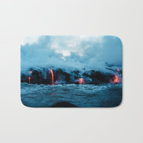 Rising New Earth Bath Mat