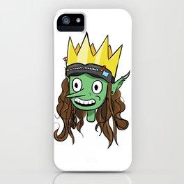 Goblin King Logo iPhone Case