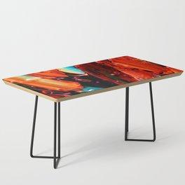 Burn Coffee Table