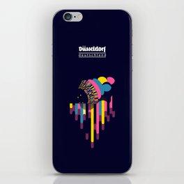 Dusseldorf - Germany iPhone Skin