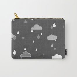 Grey Rains Carry-All Pouch