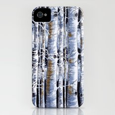 Birch Slap iPhone (4, 4s) Slim Case
