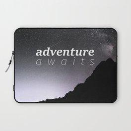 Adventure Blue Laptop Sleeve
