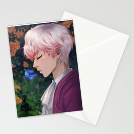 Mystic Messenger Ray Stationery Cards