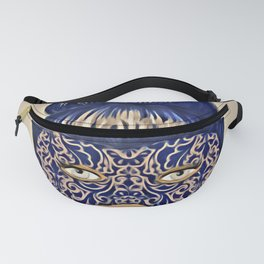 Masquerading Behind The Mask Fanny Pack