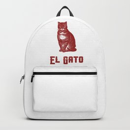 EL GATO Backpack