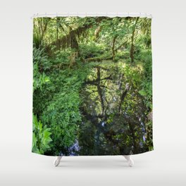 Rain Forest Shower Curtain