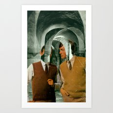 The Archers Art Print