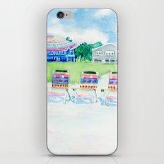 At the Beach iPhone & iPod Skin