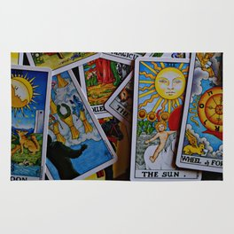 What Do The Cards Hold For You? Rug