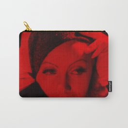 Greta Garbo - Celebrity (Photographic Art) Carry-All Pouch