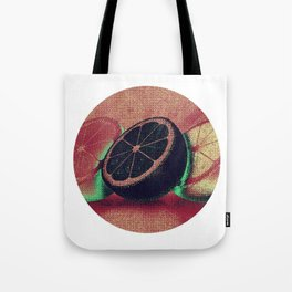 An Orange Before The Funeral Tote Bag