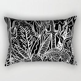 THE GARDEN Rectangular Pillow