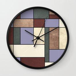 Uniontown Wall Clock