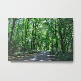 Precious Privacy Metal Print