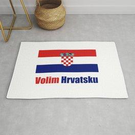 Flag of croatia 3 -croatian, Hrvatska,croat,croacia,Zagreb,split,rijeka,osijek. Rug