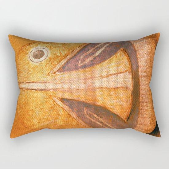 Mola Mola Rectangular Pillow