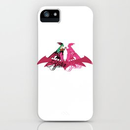 Sister Sister iPhone Case