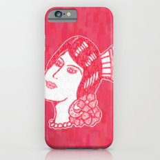 Lady from Spain iPhone 6s Slim Case