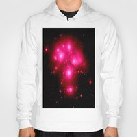 constellation Hoodies featuring constellation : 7 Sisters of Pleaides by 2sweet4words Designs