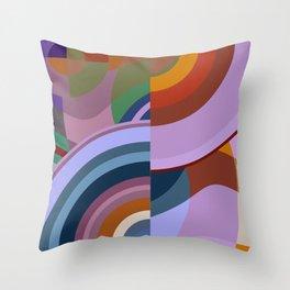 Colour Revolution ONE Throw Pillow