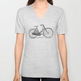 Bicycle 2 Unisex V-Neck