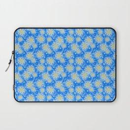 Inspirational Glitter & Bubble pattern Laptop Sleeve